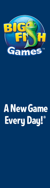 Big Fish Games - A New Game Every Day
